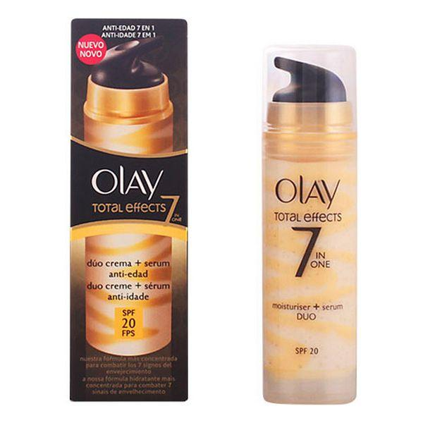 Anti-ageing Cream + Serum Total Effects Olay-Universal Store London™