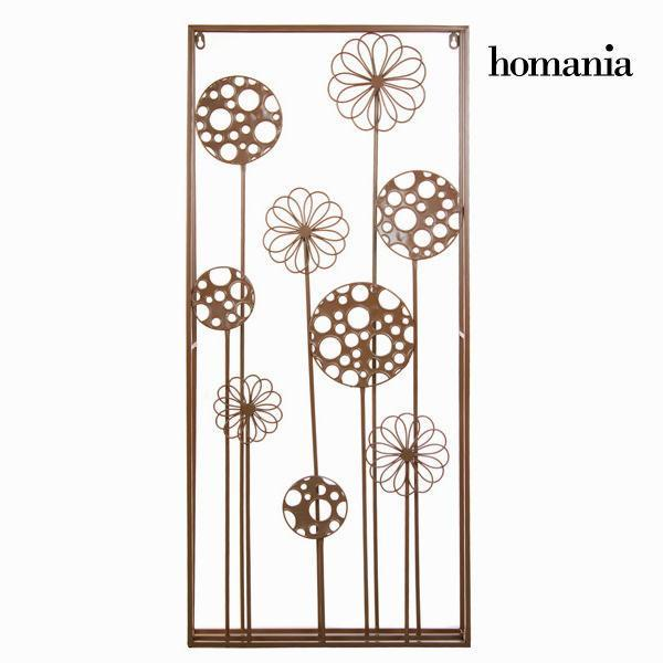 Antique brown wall decoration by Homania-Universal Store London™