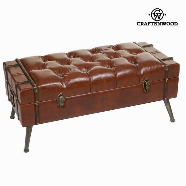 Antoc brown trunk - Relax Retro Collection by Craften Wood-Universal Store London™
