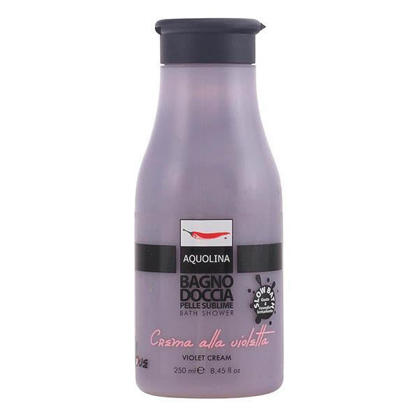 Aquolina - LE GOURMAND bath foam violet cream 250 ml-Universal Store London™