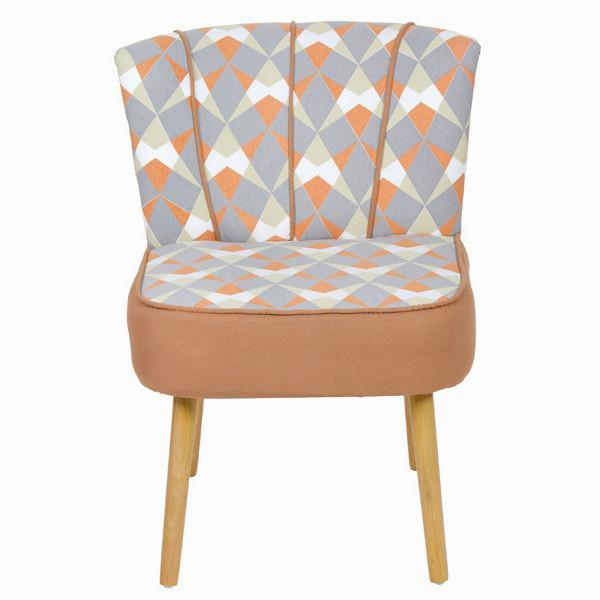 Archie upholstered chair by Craften Wood-Universal Store London™