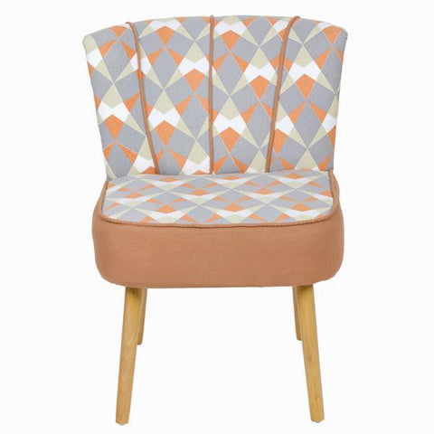 Image of Archie upholstered chair by Craften Wood-Universal Store London™