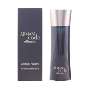 ARMANI CODE ULTIMATE edt intense vaporizador 75 ml-Universal Store London™