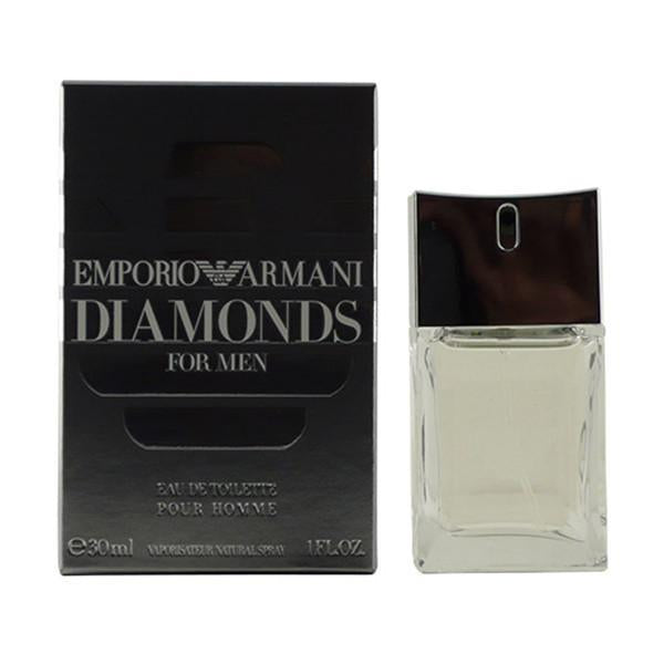 Armani - DIAMONDS MEN edt vaporizador 30 ml-Universal Store London™