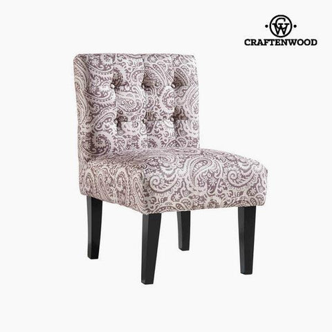 Image of Armchair kashmir by Craftenwood-Universal Store London™
