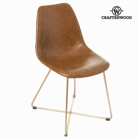 Image of Atlantic camel colored chair by Craften Wood-Universal Store London™