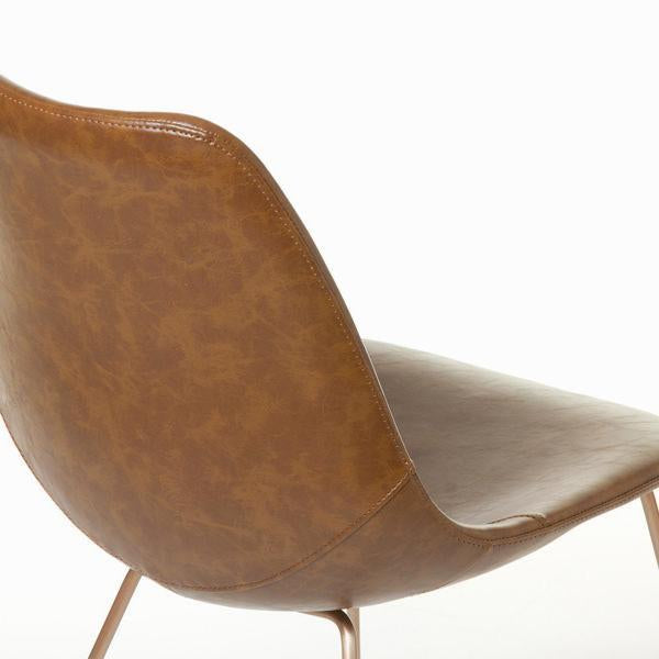Atlantic camel colored chair by Craftenwood-Universal Store London™