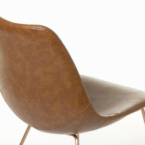 Image of Atlantic camel colored chair by Craftenwood-Universal Store London™