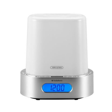 Image of AudioSonic CL505 Radio Alarm Clock with Light-Universal Store London™