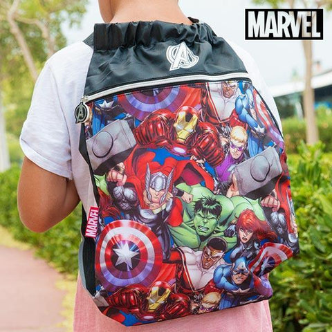 Image of Avengers Backpack Bag-Universal Store London™