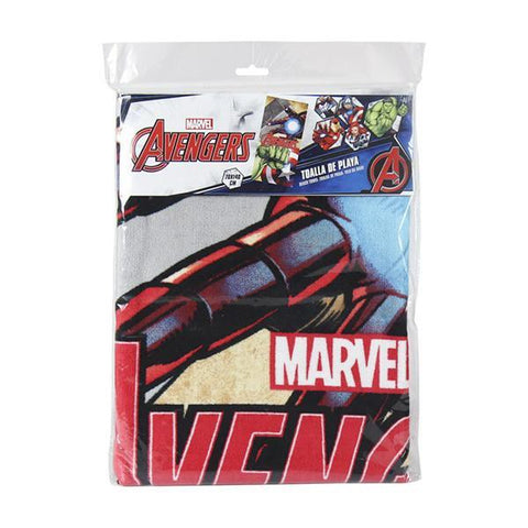 Image of Avengers Beach Towel-Universal Store London™