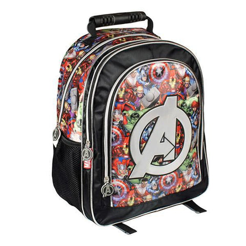 Image of Avengers Premium School Backpack-Universal Store London™