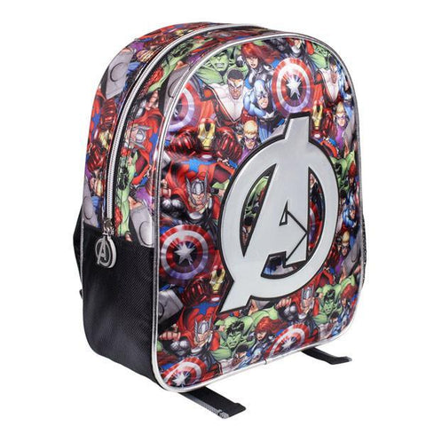Image of Avengers School Backpack-Universal Store London™