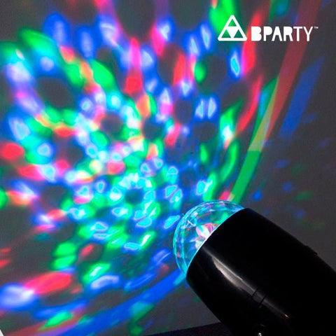 Image of B Party Multicolour LED Projector-Universal Store London™