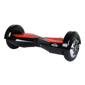 Megawheels TW02-1 8-Inch Hoverboard Black + Red