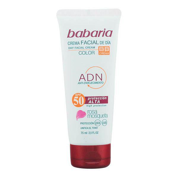 Babaria - ADN bb cream SPF50 75 ml-Universal Store London™