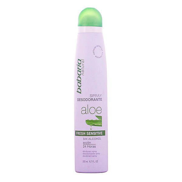 Babaria - ALOE VERA fresh sensitive deo vaporizador 200 ml-Universal Store London™
