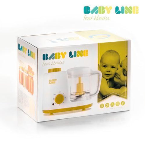 Image of Baby Line Mixer and Steamer-Universal Store London™