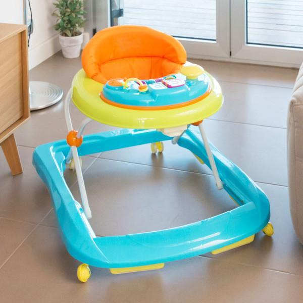 Baby Walker with Light and Sound-Universal Store London™
