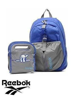 Backpack Reebok BTS Lunch Box Set School Lunch Bag-Universal Store London™