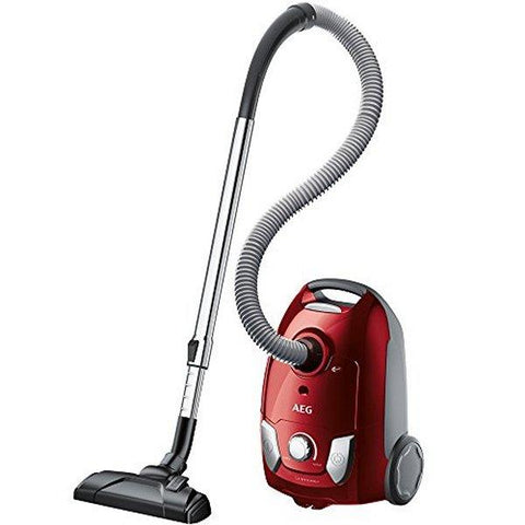 Image of Bagged Vacuum Cleaner Aeg VX41VRA 3 L 80 dB 750W Red-Universal Store London™