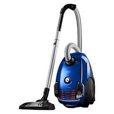 Bagged Vacuum Cleaner Aeg VX62ISP 3,5 L 77 dB 800W Blue-Universal Store London™