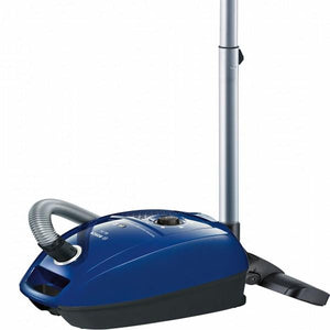 Bagged Vacuum Cleaner BOSCH 222457 600W DualFiltration Blue-Universal Store London™