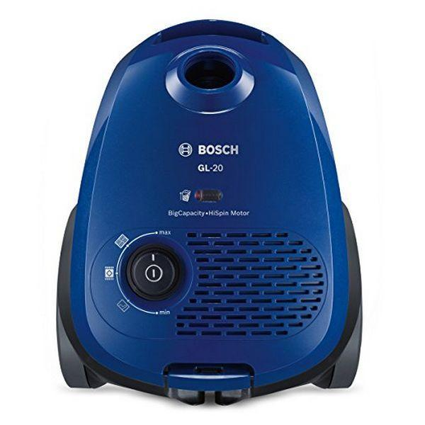 Bagged Vacuum Cleaner BOSCH BGL2UA113 GL-20 600W 80 dB (A) Dark blue-Universal Store London™