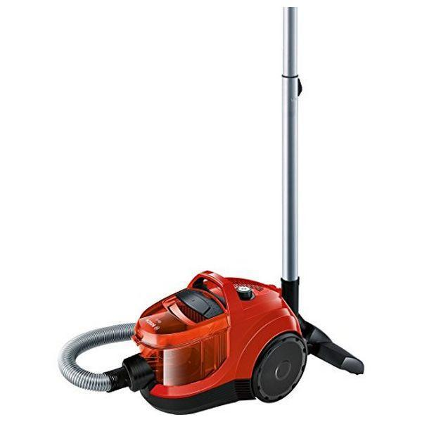 Bagless Vacuum Cleaner BOSCH BGC1UA110 GS-10 1,4 L 700W 80 dB (A) Red-Universal Store London™