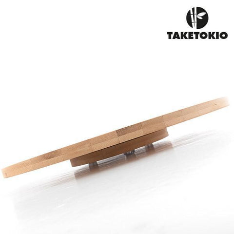 Image of Bamboo Rotating Board TakeTokio-Universal Store London™
