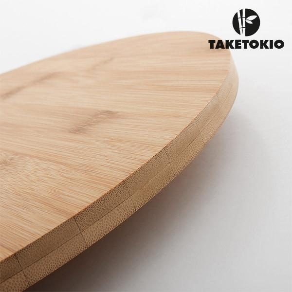 Bamboo Rotating Board TakeTokio-Universal Store London™