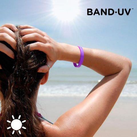 Image of Band·UV UVA Rays Indicator Wristband-Universal Store London™