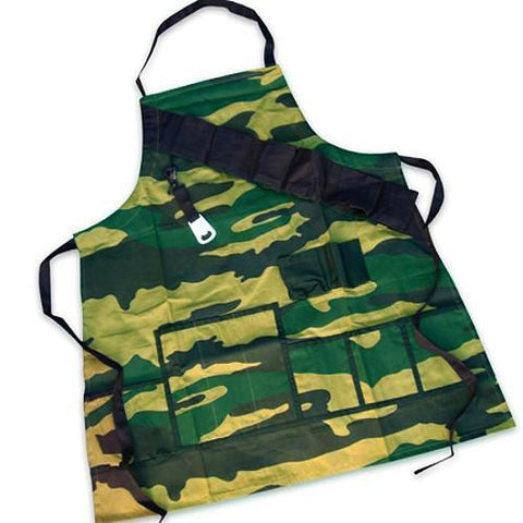 Image of Barbecue Apron-Universal Store London™