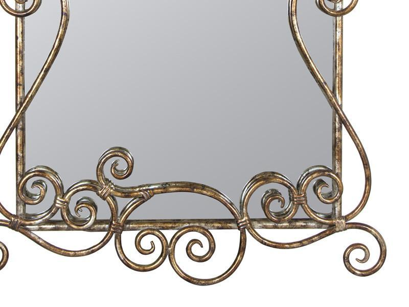 Baroque mirror forging-Universal Store London™