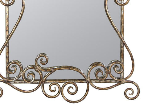 Image of Baroque mirror forging-Universal Store London™