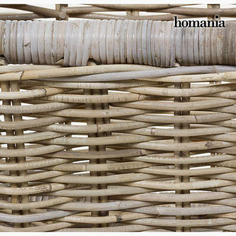 Image of Basket Rattan by Homania-Universal Store London™