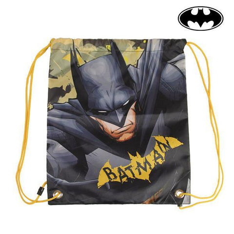 Batman Drawstring Backpack (31 x 38 cm)-Universal Store London™