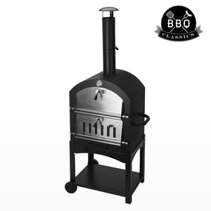 BBQ Classics 1864VA Charcoal Barbeque with Stone Oven-Universal Store London™