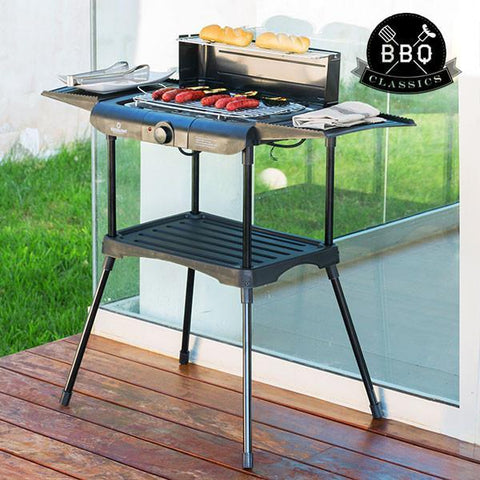 BBQ Classics YR4 Electric Barbecue with Legs-Universal Store London™