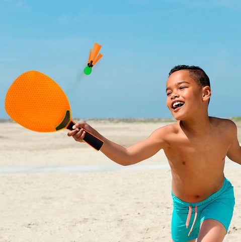 Image of Beach Badminton Set (4 pieces) Intex-Universal Store London™