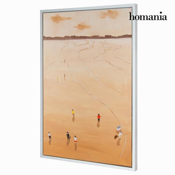 Beach oil painting by Homania-Universal Store London™
