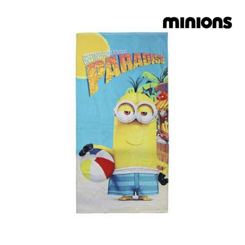 Beach Towel Minions 57129-Universal Store London™