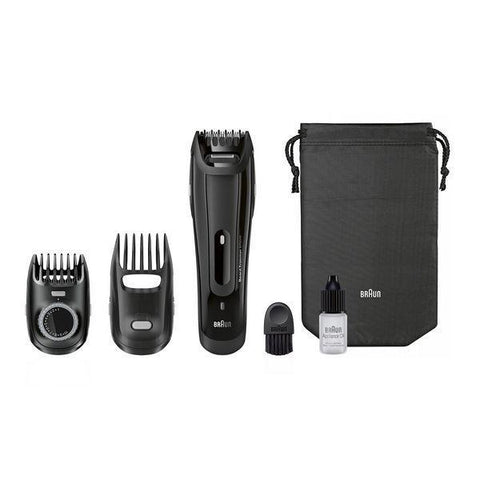 Beard Trimmer Braun BT5070 40 min Black-Universal Store London™