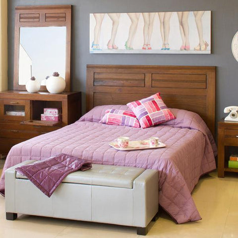Image of Bed headboard - King Collection by Craften Wood-Universal Store London™
