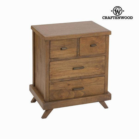 Image of Bedside table amara - Ellegance Collection by Craften Wood-Universal Store London™