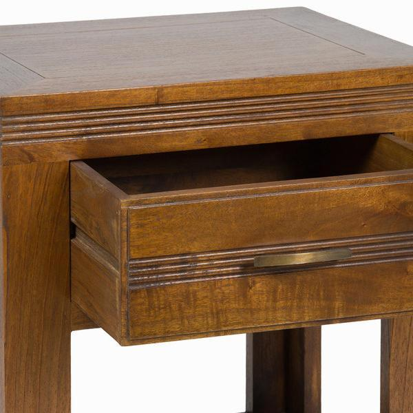 Bedside table - King Collection by Craften Wood-Universal Store London™