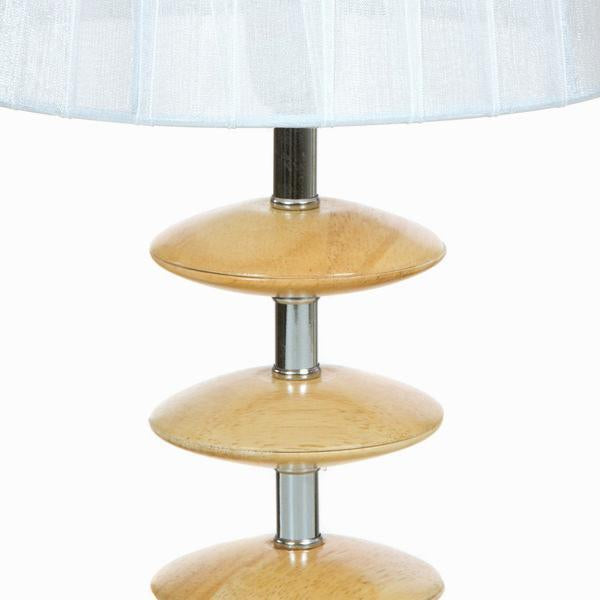 Beech wood table lamp by Shine Inline-Universal Store London™