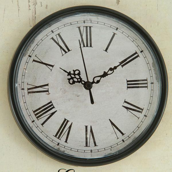 Beige wall clock by Homania-Universal Store London™