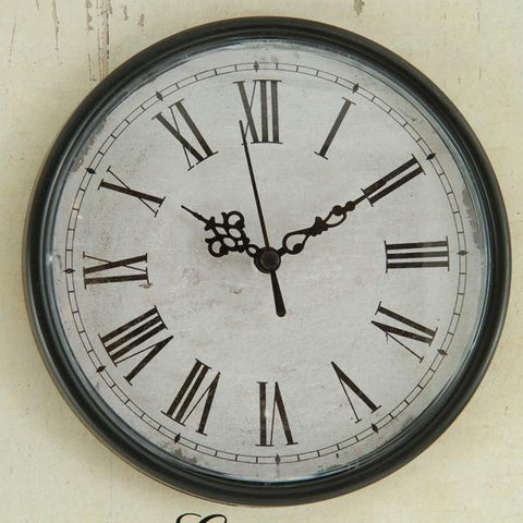 Image of Beige wall clock by Homania-Universal Store London™