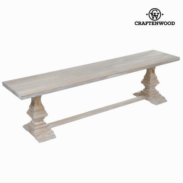 Bench paula - Natural Collection by Craften Wood-Universal Store London™